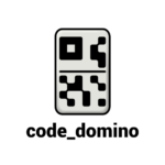 Logo Code Dominó