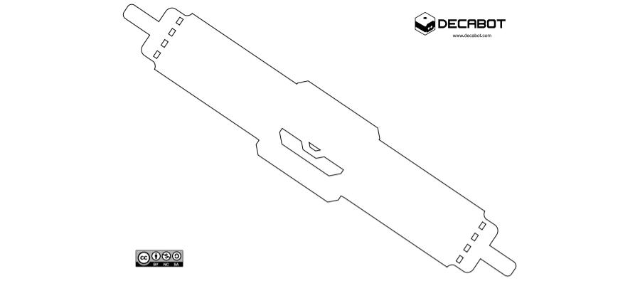 Decabot EVA Mask in PDF